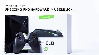 Nvidia Shield TV - Unboxing und Hardware im Überblick - GIGA.DE