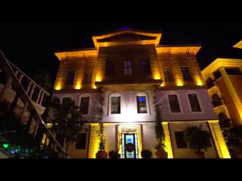 Seven Hills Palace   İstanbul Sultanahmet Luxury Hotel