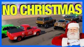 Forza Horizon 3 Online : RUINED CHRISTMAS!!