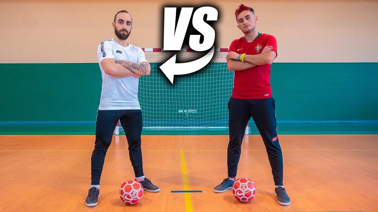 ¿Cuánto mide Ricardinho? (futbol sala) - Altura - Real height Maxresdefault