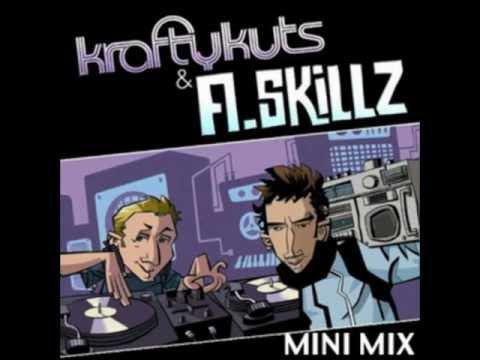 A & Krafty Kuts - Tricka Technology Mini Mix 2012