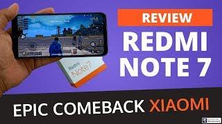 Gambar cover [REVIEW]Xiaomi Redmi Note 7  Cun Habis! 🔥