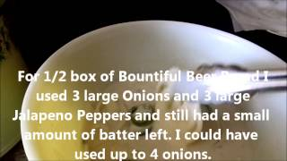Spectacular Onion Rings