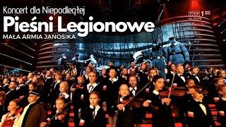 """Koncert dla Niepodległej - MAŁA ARMIA JANOSIKA - """"Pieśni Legionowe"""" (OFFICIAL VIDEO)"""
