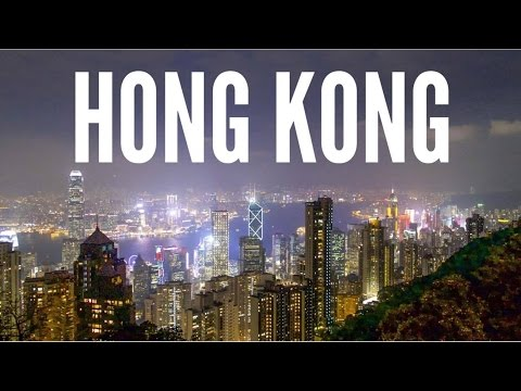 DAY 106 - THE BEST OF HONG KONG IN ONE DAY! 🌃