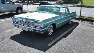 1964 Chevy Impala SS. Walkaround video.