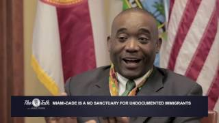 The Talk with James Pierre: Commissioner Jean Monestime