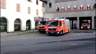 Löschzug Berliner Feuerwehr FW 5100 Neukölln