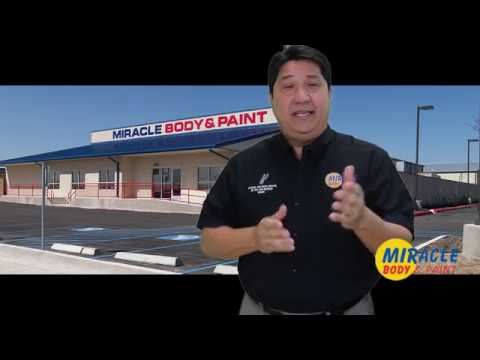 Miracle Body And Paint >> Auto Body Paint And Collision Repair San Antonio Auto