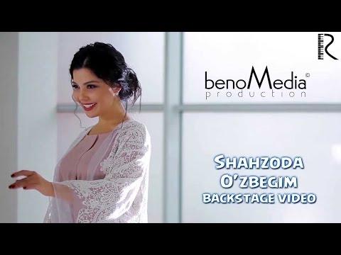 Shahzoda - O'zbegim (klip jarayoni)