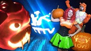Dominate Halloween!! Pumpkin Carving Tutorial ~ 3 Styles