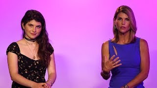 Lori Loughlin 'Never Pushed' Her Daughters Bella Giannulli and Olivia Jade | Page Six
