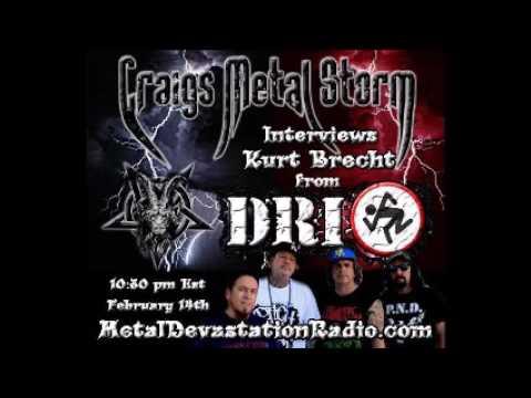 DRI Interview 2017  - DJ CRAIG - MDR