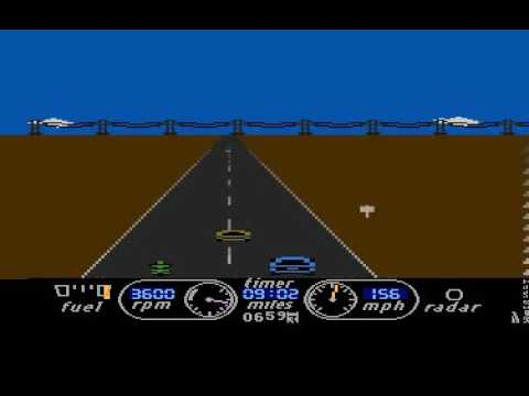 Road Race 1985 [Atari] - Tedious Retro Gamer