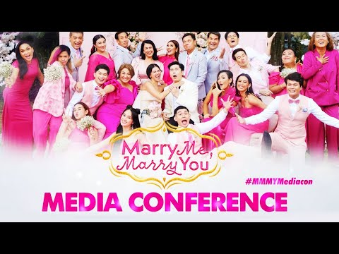 LIVE: Marry Me, Marry You | Media Conference
