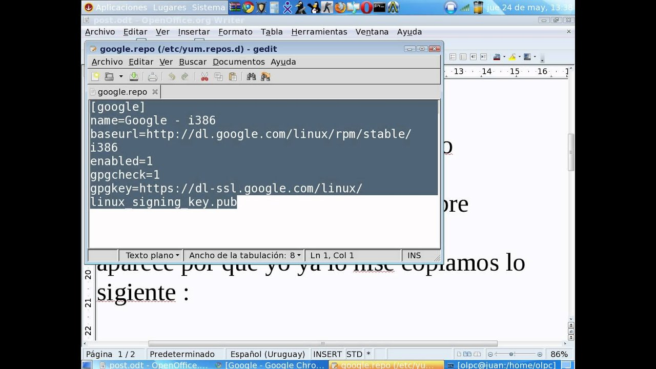 Instalar Google Chrome Con Root Xo 1.5