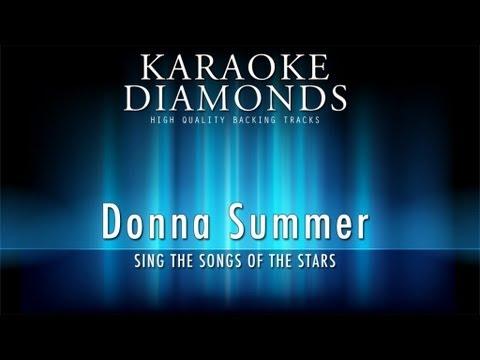 Donna Summer - Macarthur Park (Karaoke Version)