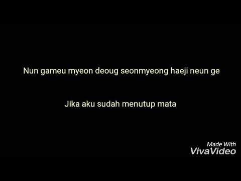 Goodbye - Wendy (Red Velvet) Ost. The Beauty Inside | Lirik Dan Terjemahannya