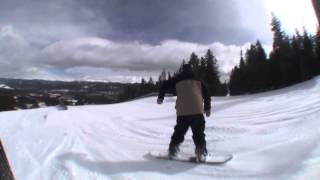 Matt Thomas Snowboard Colorado #2