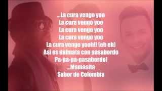 La Cura -  Pasabordo Ft. Dalmata / Letra