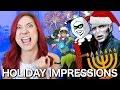 HOLIDAY IMPRESSIONS CHALLENGE - Make 'Em Say It 4!