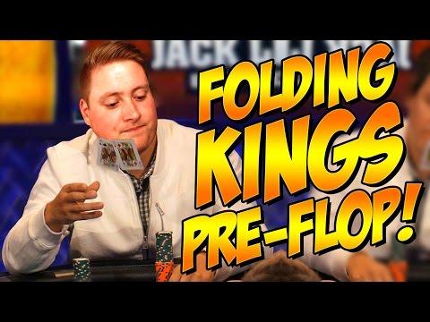 FOLDING KINGS PRE!!! PokerStaples Stream Highlights Sep 20th 2016