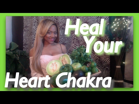 Ep 4. Foods & Tips To Heal Your Heart Chakra