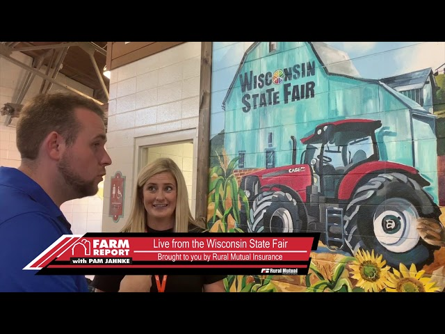Dairy's New Exhibit at the Wisconsin State Fair