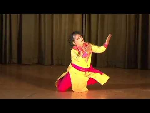 Kathak Solo | Sri. Raghaw Sah Ji | Kathak Dance Festival 2017 Noida