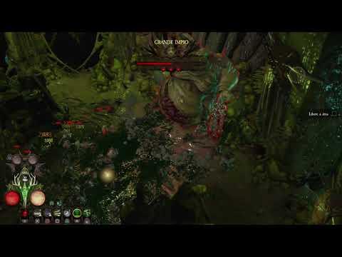 Warhammer Chaosbane First Boss |