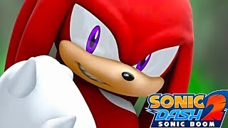 Sonic Dash 2: Sonic Boom - SEGA Knuckles Super Classic Game Walkthrough