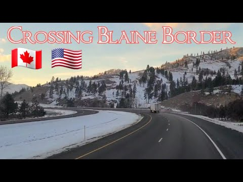 WAY TO OUR DELIVERY IN SURREY BC 🇨🇦 | PINOY TRUCKER IN ALBERTA 🇨🇦