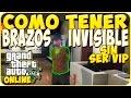 Trucos Gta 5 Online - Como Tener Brazos Invisibles - Gta 5 Ps4, Pc y Xbox One