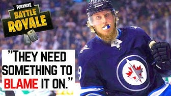 Patrik Laine and The Fortnite Problem: NHL CONSPIRACY