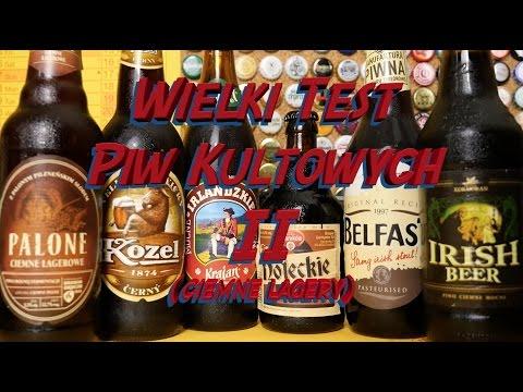 Wielki Test Piw Kultowych 2 - ciemne lagery