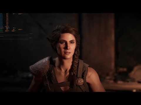 Assassin's Creed: Odyssey  - Matando o MINOTAURO (1440p ULTRA) perdido no labirinto