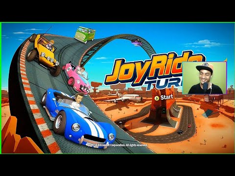Joy Ride Turbo Xbox 360 Gameplay