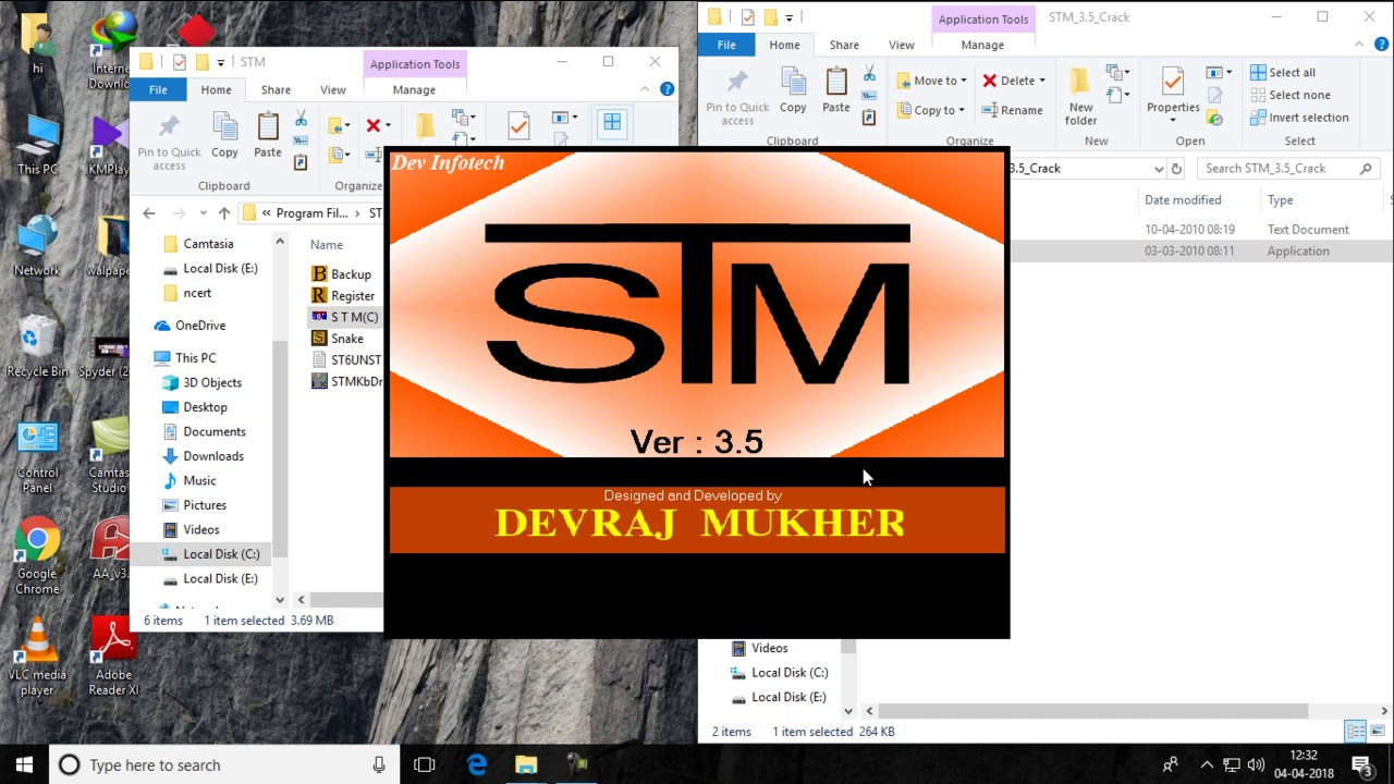 how to install stm 3 5 bengali and hindi run on windows 10 with crack