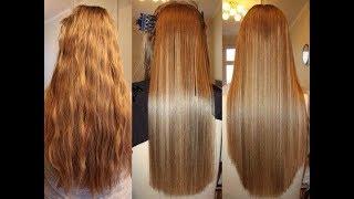 Ламинирование волос в домашних условиях. Домашнее ламинирование простой Рецепт. Хорошие волосы