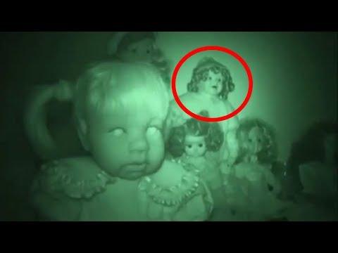 14 Haunted Dolls Caught on Tape