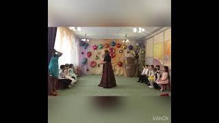 «Джин и принцесса Жасмин на празднике у ребят»