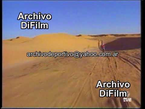 Rally Paris Dakar - DiFilm 1994