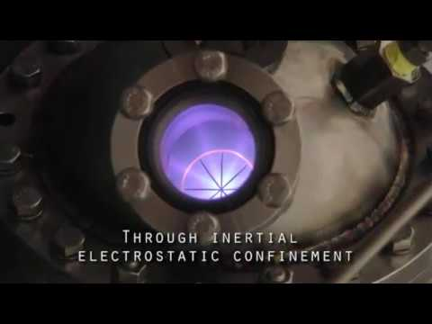 Inertial Electrostatic Confinement Fusion Reactor