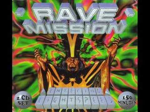 DJ Dream Dream 1995 Rave #04