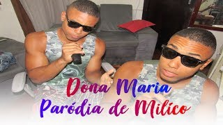 Baixar Thiago Brava Ft Jorge -Dona Maria|Paródia de Milico ‹ CatonhoTV ›
