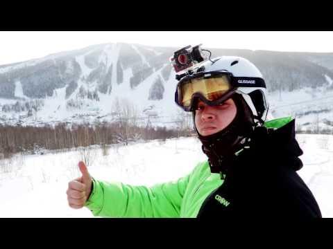Губаха, дисконт тур из Челябинска и Екатеринбурга 4.02.17 (Snow Family Ural)