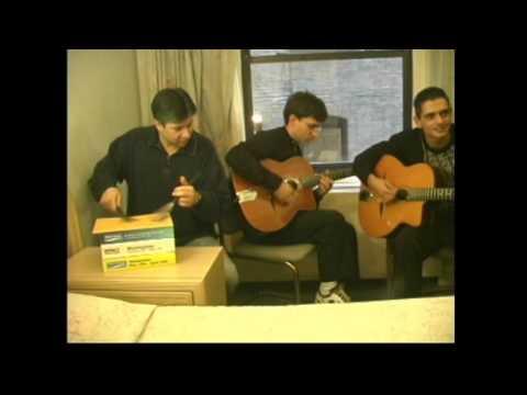 Jimmy Rosenberg, Joe Ascione & Frank Vignola - Limehouse blues