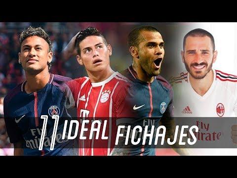 ONCE IDEAL de los mejores FICHAJES | ft. Cacho