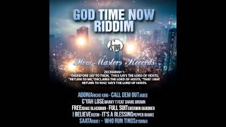 New 2014 Jadee - CALL THEM OUT  [God Time Now RIDDIM]