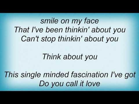 Trisha Yearwood - Thinkin' About You Lyrics